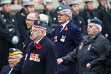Remembrance Sunday at the Cenotaph 2015: Group C22, Federation of Royal Air Force Apprentice & Boy Entrant Associations. Cenotaph, Whitehall, London SW1, London, Greater London, United Kingdom, on 08 November 2015 at 11:50, image #548