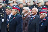Remembrance Sunday at the Cenotaph 2015: Group C23, Royal Air Force Air Loadmasters Association. Cenotaph, Whitehall, London SW1, London, Greater London, United Kingdom, on 08 November 2015 at 11:50, image #555
