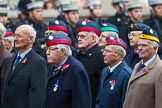 Remembrance Sunday at the Cenotaph 2015: Group C23, Royal Air Force Air Loadmasters Association. Cenotaph, Whitehall, London SW1, London, Greater London, United Kingdom, on 08 November 2015 at 11:50, image #556