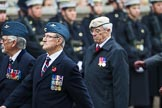 Remembrance Sunday at the Cenotaph 2015: Group C23, Royal Air Force Air Loadmasters Association. Cenotaph, Whitehall, London SW1, London, Greater London, United Kingdom, on 08 November 2015 at 11:50, image #561