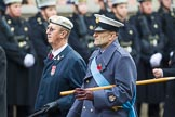 Remembrance Sunday at the Cenotaph 2015: Group C24, Royal Air Force Police Association. Cenotaph, Whitehall, London SW1, London, Greater London, United Kingdom, on 08 November 2015 at 11:50, image #569