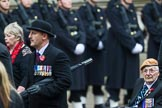Remembrance Sunday at the Cenotaph 2015: Group D1, Not Forgotten Association. Cenotaph, Whitehall, London SW1, London, Greater London, United Kingdom, on 08 November 2015 at 11:51, image #585