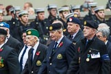 Remembrance Sunday at the Cenotaph 2015: Group D8, ONET UK. Cenotaph, Whitehall, London SW1, London, Greater London, United Kingdom, on 08 November 2015 at 11:52, image #625