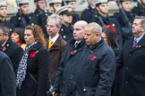 Remembrance Sunday at the Cenotaph 2015: Group D9, St Helena Government UK. Cenotaph, Whitehall, London SW1, London, Greater London, United Kingdom, on 08 November 2015 at 11:52, image #627