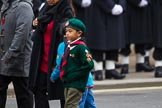 Remembrance Sunday at the Cenotaph 2015: Group D9, St Helena Government UK. Cenotaph, Whitehall, London SW1, London, Greater London, United Kingdom, on 08 November 2015 at 11:52, image #629