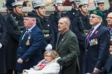 Remembrance Sunday at the Cenotaph 2015: Group D11, SSAFA. Cenotaph, Whitehall, London SW1, London, Greater London, United Kingdom, on 08 November 2015 at 11:53, image #638