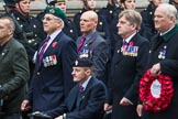 Remembrance Sunday at the Cenotaph 2015: Group D11, SSAFA. Cenotaph, Whitehall, London SW1, London, Greater London, United Kingdom, on 08 November 2015 at 11:53, image #639