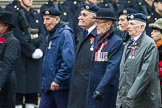 Remembrance Sunday at the Cenotaph 2015: Group D13, Association of Jewish Ex-Servicemen & Women. Cenotaph, Whitehall, London SW1, London, Greater London, United Kingdom, on 08 November 2015 at 11:53, image #646