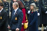 Remembrance Sunday at the Cenotaph 2015: Group D14, British Nuclear Test Veterans Association. Cenotaph, Whitehall, London SW1, London, Greater London, United Kingdom, on 08 November 2015 at 11:53, image #655