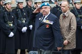Remembrance Sunday at the Cenotaph 2015: Group D20, Bond Van Wapenbroeders. Cenotaph, Whitehall, London SW1, London, Greater London, United Kingdom, on 08 November 2015 at 11:55, image #709