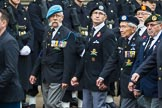 Remembrance Sunday at the Cenotaph 2015: Group D20, Bond Van Wapenbroeders. Cenotaph, Whitehall, London SW1, London, Greater London, United Kingdom, on 08 November 2015 at 11:55, image #711