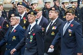 Remembrance Sunday at the Cenotaph 2015: Group D20, Bond Van Wapenbroeders. Cenotaph, Whitehall, London SW1, London, Greater London, United Kingdom, on 08 November 2015 at 11:55, image #714