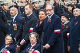 Remembrance Sunday at the Cenotaph 2015: Group D21, Polish Ex-Combatants Association in Great Britain Trust Fund. Cenotaph, Whitehall, London SW1, London, Greater London, United Kingdom, on 08 November 2015 at 11:55, image #718
