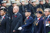 Remembrance Sunday at the Cenotaph 2015: Group D24, Canadian Veterans Association. Cenotaph, Whitehall, London SW1, London, Greater London, United Kingdom, on 08 November 2015 at 11:55, image #727