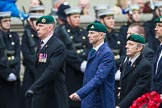 Remembrance Sunday at the Cenotaph 2015: Group D28, Undivided Indian Army Ex Servicemen Association. Cenotaph, Whitehall, London SW1, London, Greater London, United Kingdom, on 08 November 2015 at 11:56, image #744
