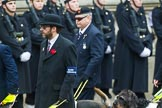 Remembrance Sunday at the Cenotaph 2015: Group F1, Blind Veterans UK. Cenotaph, Whitehall, London SW1, London, Greater London, United Kingdom, on 08 November 2015 at 11:57, image #766