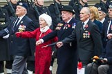 Remembrance Sunday at the Cenotaph 2015: Group E2, Royal Naval Association. Cenotaph, Whitehall, London SW1, London, Greater London, United Kingdom, on 08 November 2015 at 11:58, image #803