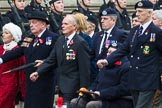 Remembrance Sunday at the Cenotaph 2015: Group E2, Royal Naval Association. Cenotaph, Whitehall, London SW1, London, Greater London, United Kingdom, on 08 November 2015 at 11:58, image #804