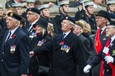Remembrance Sunday at the Cenotaph 2015: Group E2, Royal Naval Association. Cenotaph, Whitehall, London SW1, London, Greater London, United Kingdom, on 08 November 2015 at 11:58, image #808