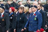 Remembrance Sunday at the Cenotaph 2015: Group E2, Royal Naval Association. Cenotaph, Whitehall, London SW1, London, Greater London, United Kingdom, on 08 November 2015 at 11:58, image #810