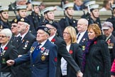 Remembrance Sunday at the Cenotaph 2015: Group E2, Royal Naval Association. Cenotaph, Whitehall, London SW1, London, Greater London, United Kingdom, on 08 November 2015 at 11:58, image #812