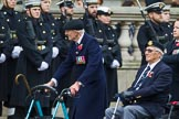 Remembrance Sunday at the Cenotaph 2015: Group E3, Merchant Navy Association. Cenotaph, Whitehall, London SW1, London, Greater London, United Kingdom, on 08 November 2015 at 11:59, image #815