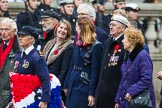 Remembrance Sunday at the Cenotaph 2015: Group E3, Merchant Navy Association. Cenotaph, Whitehall, London SW1, London, Greater London, United Kingdom, on 08 November 2015 at 11:59, image #830