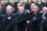 Remembrance Sunday at the Cenotaph 2015: Group E11, HMS Glasgow Association. Cenotaph, Whitehall, London SW1, London, Greater London, United Kingdom, on 08 November 2015 at 12:00, image #861