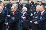 Remembrance Sunday at the Cenotaph 2015: Group E11, HMS Glasgow Association. Cenotaph, Whitehall, London SW1, London, Greater London, United Kingdom, on 08 November 2015 at 12:00, image #862