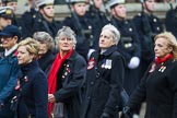 Remembrance Sunday at the Cenotaph 2015: Group E17, Queen Alexandra's Royal Naval Nursing Service. Cenotaph, Whitehall, London SW1, London, Greater London, United Kingdom, on 08 November 2015 at 12:00, image #897