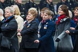 Remembrance Sunday at the Cenotaph 2015: Group E18, Association of WRENS. Cenotaph, Whitehall, London SW1, London, Greater London, United Kingdom, on 08 November 2015 at 12:01, image #901