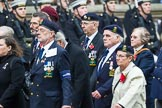 Remembrance Sunday at the Cenotaph 2015: Group E20, Royal Naval Communications Association. Cenotaph, Whitehall, London SW1, London, Greater London, United Kingdom, on 08 November 2015 at 12:01, image #915