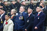 Remembrance Sunday at the Cenotaph 2015: Group E20, Royal Naval Communications Association. Cenotaph, Whitehall, London SW1, London, Greater London, United Kingdom, on 08 November 2015 at 12:01, image #916