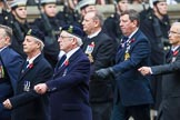 Remembrance Sunday at the Cenotaph 2015: Group E21, Royal Naval Medical Branch Ratings & Sick Berth Staff Association. Cenotaph, Whitehall, London SW1, London, Greater London, United Kingdom, on 08 November 2015 at 12:01, image #917