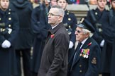 Remembrance Sunday at the Cenotaph 2015: Group E23, Yangtze Incident Association. Cenotaph, Whitehall, London SW1, London, Greater London, United Kingdom, on 08 November 2015 at 12:02, image #920