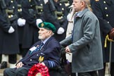 Remembrance Sunday at the Cenotaph 2015: Group E24, Special Boat Service Association. Cenotaph, Whitehall, London SW1, London, Greater London, United Kingdom, on 08 November 2015 at 12:02, image #924