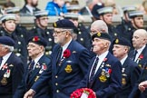 Remembrance Sunday at the Cenotaph 2015: Group E25, Submariners Association. Cenotaph, Whitehall, London SW1, London, Greater London, United Kingdom, on 08 November 2015 at 12:02, image #926