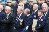 Remembrance Sunday at the Cenotaph 2015: Group E26, Association of Royal Yachtsmen. Cenotaph, Whitehall, London SW1, London, Greater London, United Kingdom, on 08 November 2015 at 12:02, image #934