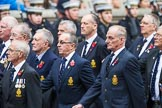 Remembrance Sunday at the Cenotaph 2015: Group E26, Association of Royal Yachtsmen. Cenotaph, Whitehall, London SW1, London, Greater London, United Kingdom, on 08 November 2015 at 12:02, image #936