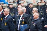 Remembrance Sunday at the Cenotaph 2015: Group E26, Association of Royal Yachtsmen. Cenotaph, Whitehall, London SW1, London, Greater London, United Kingdom, on 08 November 2015 at 12:02, image #937