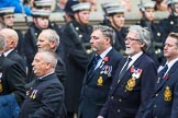 Remembrance Sunday at the Cenotaph 2015: Group E26, Association of Royal Yachtsmen. Cenotaph, Whitehall, London SW1, London, Greater London, United Kingdom, on 08 November 2015 at 12:02, image #939