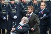 Remembrance Sunday at the Cenotaph 2015: Group E27, Broadsword Association. Cenotaph, Whitehall, London SW1, London, Greater London, United Kingdom, on 08 November 2015 at 12:02, image #941