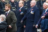 Remembrance Sunday at the Cenotaph 2015: Group E27, Broadsword Association. Cenotaph, Whitehall, London SW1, London, Greater London, United Kingdom, on 08 November 2015 at 12:02, image #942