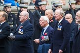 Remembrance Sunday at the Cenotaph 2015: Group E27, Broadsword Association. Cenotaph, Whitehall, London SW1, London, Greater London, United Kingdom, on 08 November 2015 at 12:02, image #943