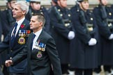 Remembrance Sunday at the Cenotaph 2015: Group E27, Broadsword Association. Cenotaph, Whitehall, London SW1, London, Greater London, United Kingdom, on 08 November 2015 at 12:02, image #949