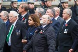 Remembrance Sunday at the Cenotaph 2015: Group E31, The Fisgard Association. Cenotaph, Whitehall, London SW1, London, Greater London, United Kingdom, on 08 November 2015 at 12:03, image #968