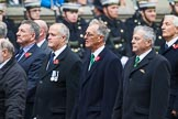 Remembrance Sunday at the Cenotaph 2015: Group E31, The Fisgard Association. Cenotaph, Whitehall, London SW1, London, Greater London, United Kingdom, on 08 November 2015 at 12:03, image #969