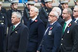 Remembrance Sunday at the Cenotaph 2015: Group E31, The Fisgard Association. Cenotaph, Whitehall, London SW1, London, Greater London, United Kingdom, on 08 November 2015 at 12:03, image #970