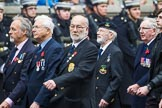 Remembrance Sunday at the Cenotaph 2015: Group E31, The Fisgard Association. Cenotaph, Whitehall, London SW1, London, Greater London, United Kingdom, on 08 November 2015 at 12:03, image #972