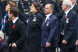 Remembrance Sunday at the Cenotaph 2015: Group E344, Fleet Air Arm Bucaneer Association. Cenotaph, Whitehall, London SW1, London, Greater London, United Kingdom, on 08 November 2015 at 12:03, image #983